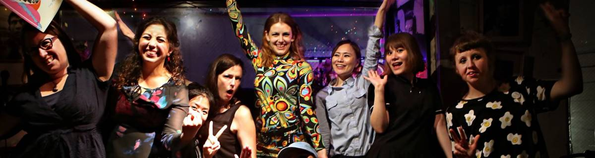 That's What She Said: Tokyo's All-Female Charity Comedy Night
