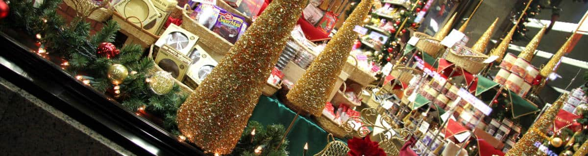 Christmas Shopping in Tokyo: Markets, Boutiques and Vending Machines