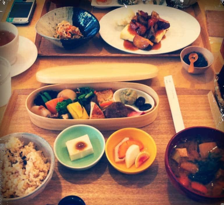 gluten-free restaurants in Tokyo