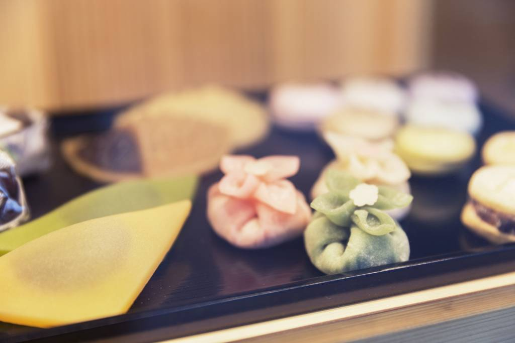 Traditional Japanese Sweets
