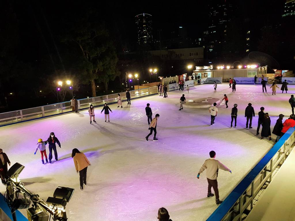 Mid Town Ice Rink
