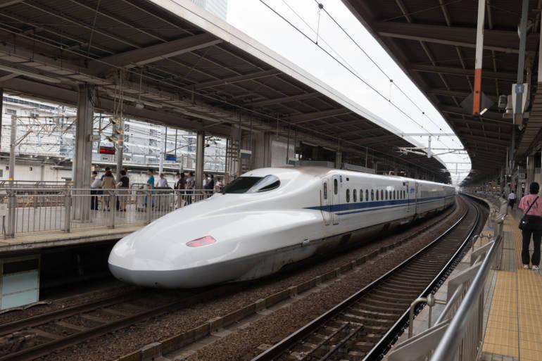 shinkansen to niigata