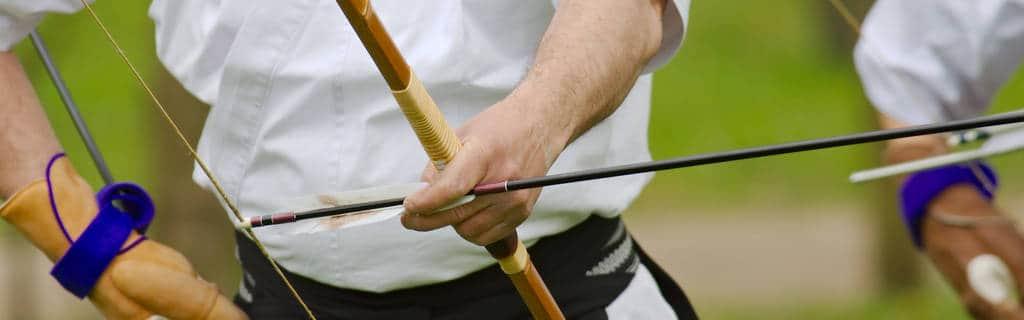 Experience Japanese Archery (Kyudo)