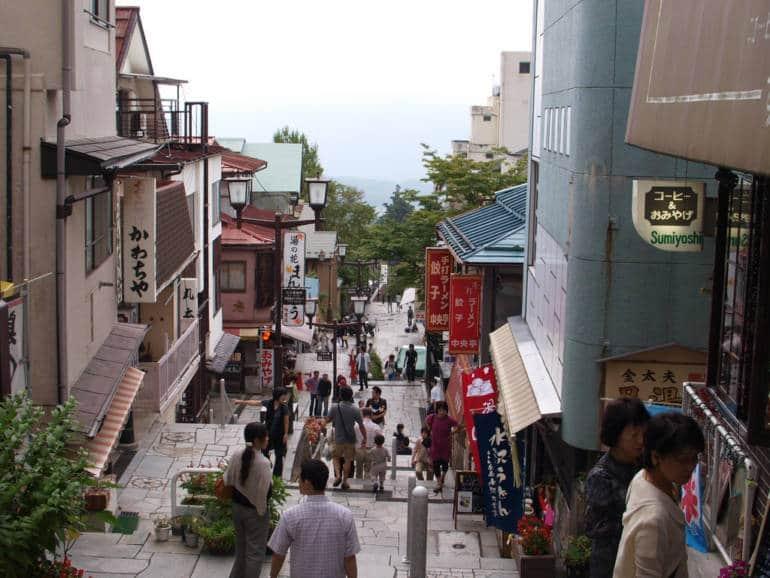 Ikaho Gunma