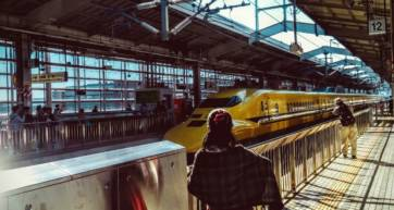 Doctor Yellow Shinkansen