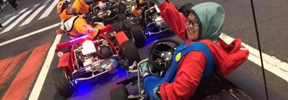 Discount Tickets for Tokyo Street Go-Karting