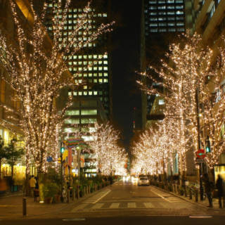 New Year's Eve Countdown Party at Shangri-La Hotel in Tokyo