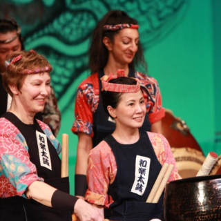 Learn to Play the Taiko Drum