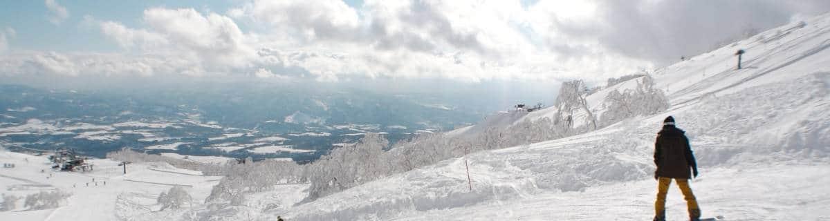 Tokyo to Niseko: Skiing on the Mt. Fuji of Hokkaido