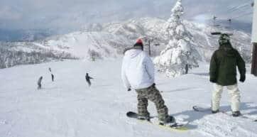 shiga kogen ski resort