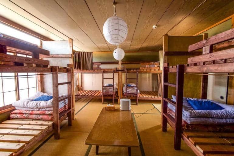 accommodation near mount fuji