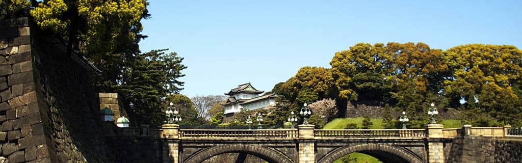 Nijūbashi Bridge