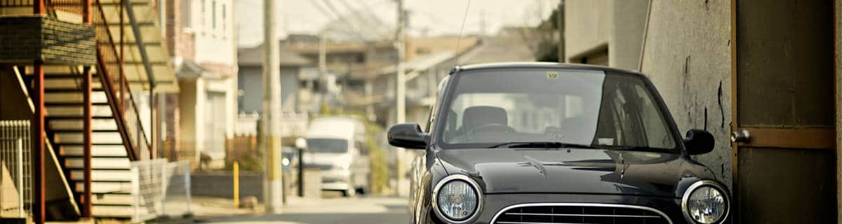 Cheapo Guide to Renting a Car in Japan