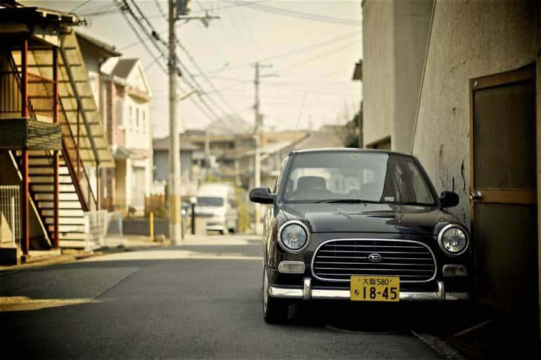 Renting A Car In Japan Without Idp
