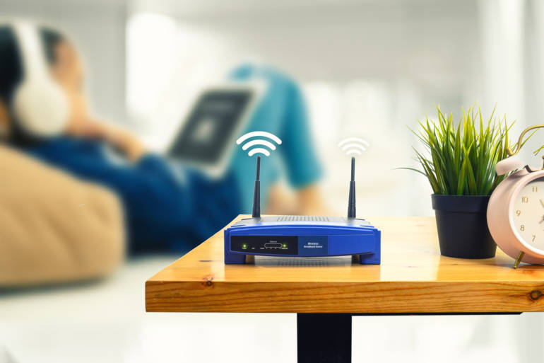 wifi internet router