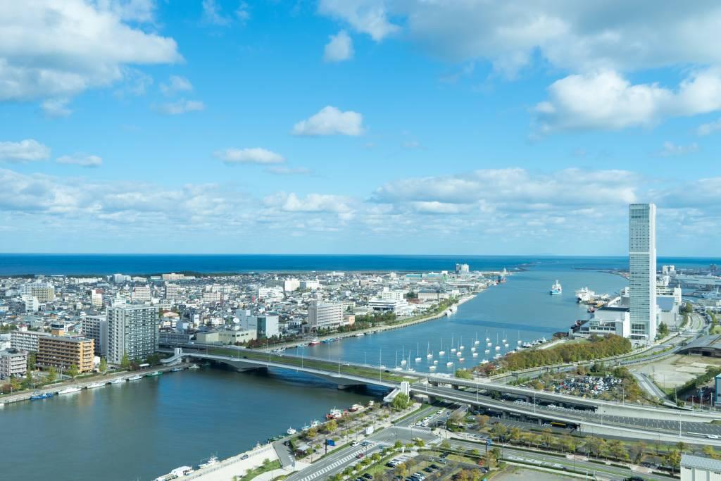 Niigata view