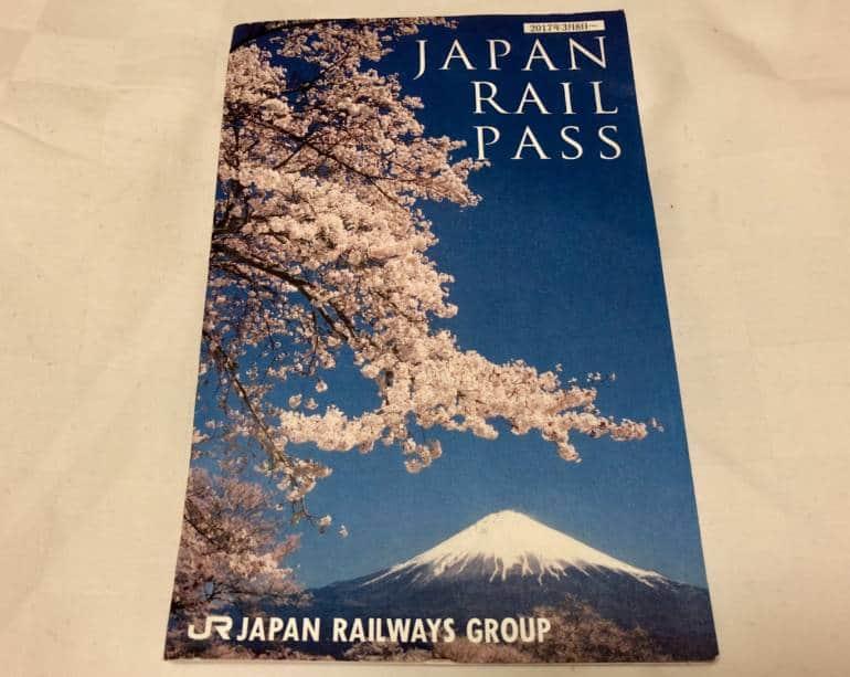 Tokyo-Kyoto-Hiroshima itinerary JR Pass
