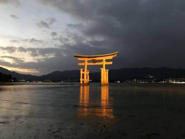 tokyo kyoto hiroshima itinerary
