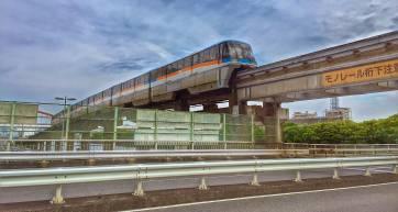 tokyo to haneda via monorail