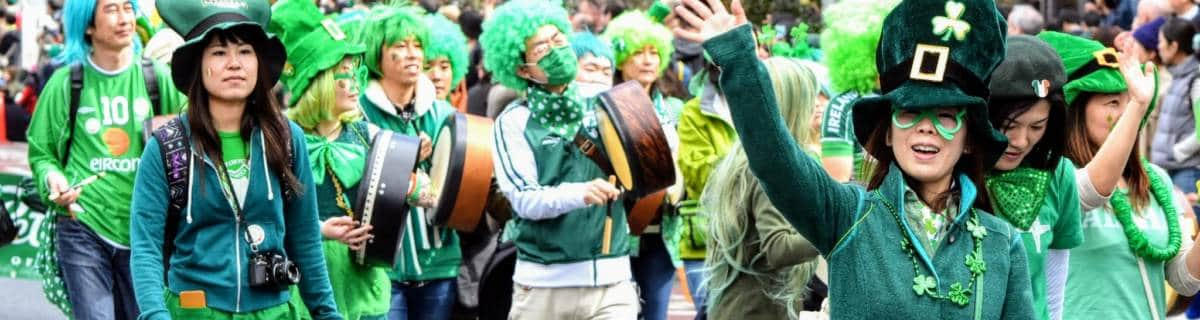 Tokyo Events This Week: I Love Ireland Festival and St. Patrick's Day Parade