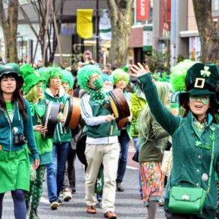 Cheapo Weekend for March 17-18: St. Patrick's Day, Tofu and a Golden Dragon