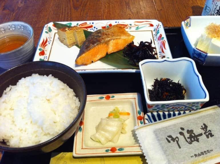 tokyo breakfast