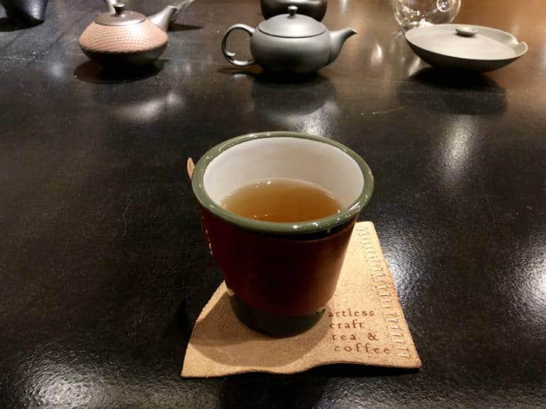 nakameguro tea