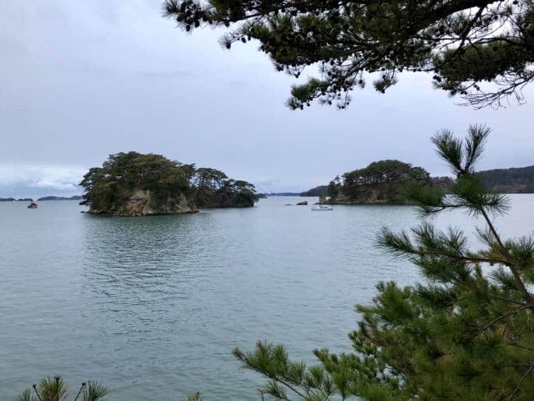 tokyo to matsushima