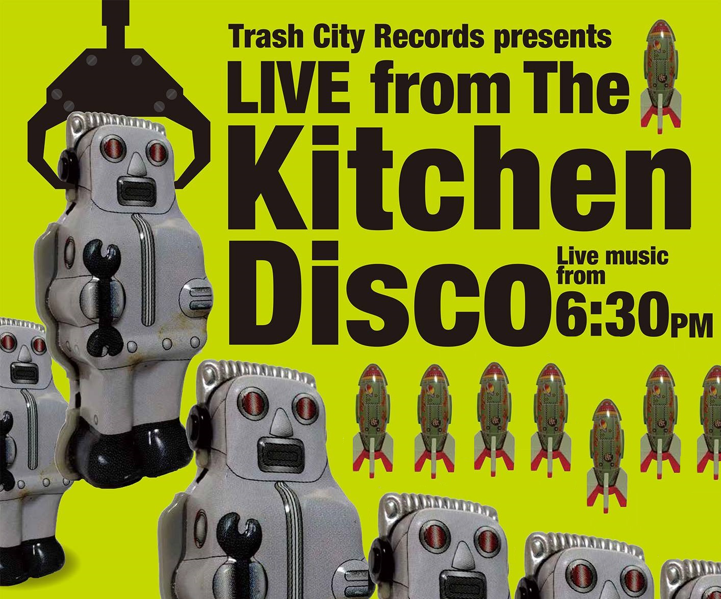 Live From the Kitchen Disco Vol. 47
