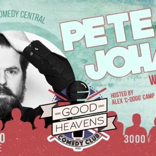 Pete Johansson - International Comedy Headliner