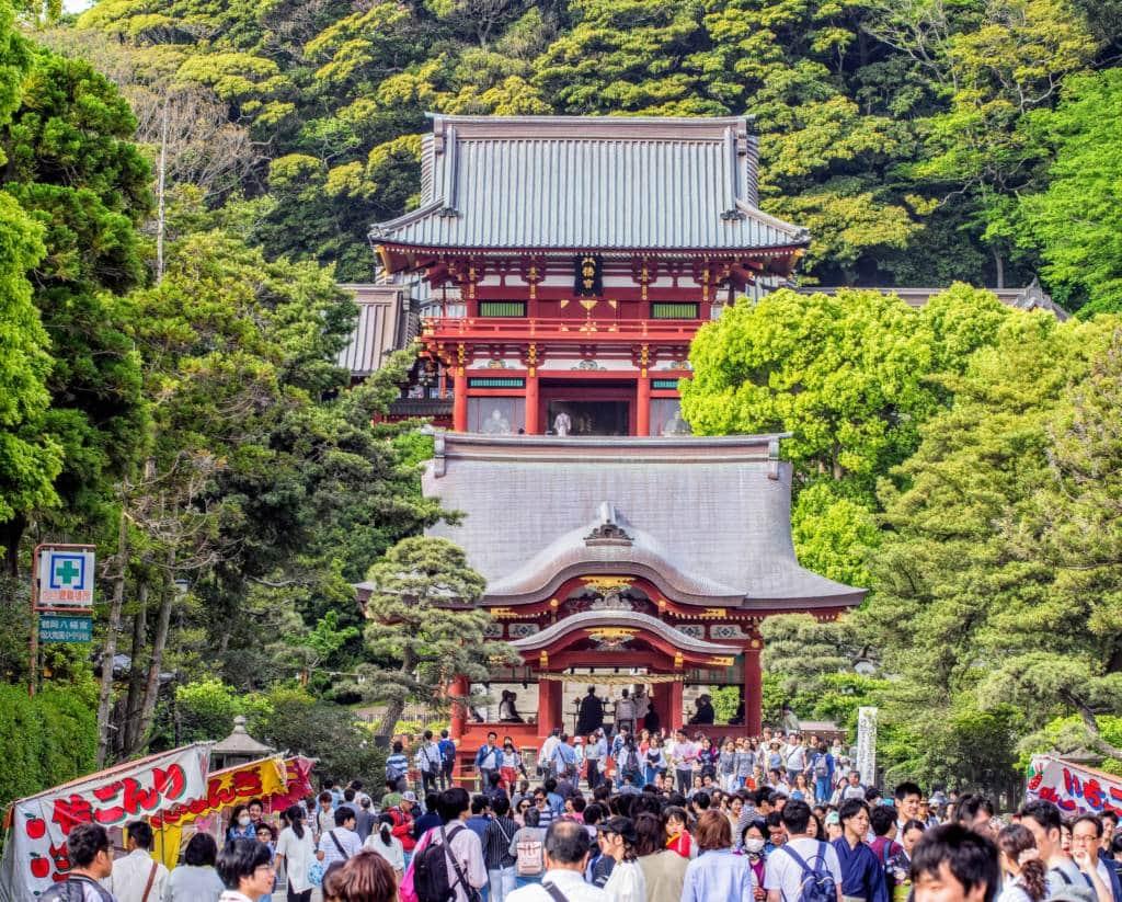 Tsurugaoka Hachimangū Shrine, Kamakura