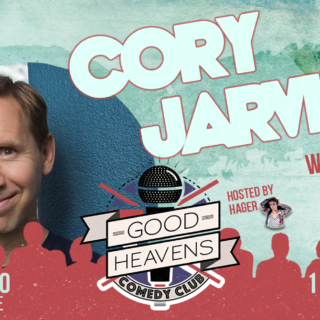 Good Heavens Comedy Club feat. Cory Jarvis