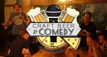 Craft Beer and Comedy