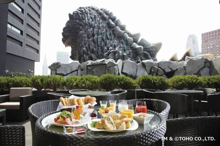Gracery Hotel Godzilla