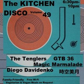 Live From the Kitchen Disco Vol. 49