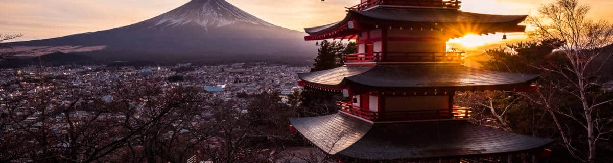 Sleeping in Fuji's Shadow: Accommodation from Hostels to Hotels