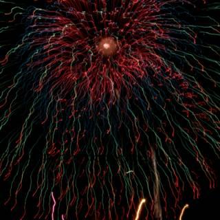 Zushi Beach Fireworks Festival