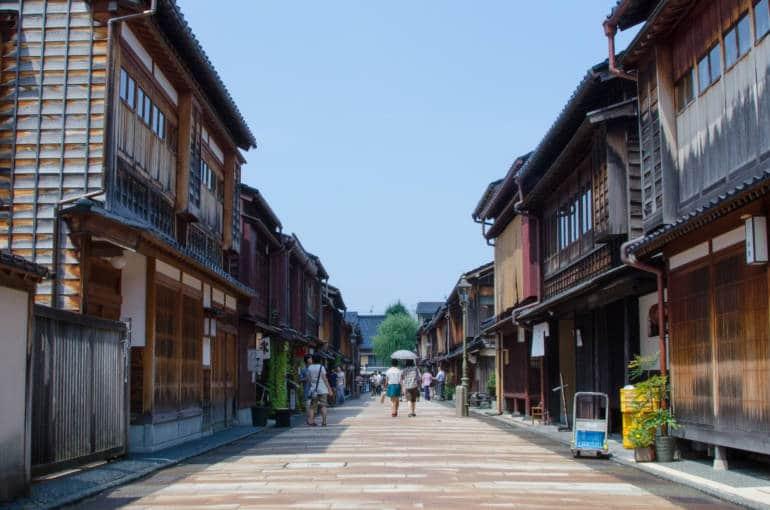tokyo to kanazawa