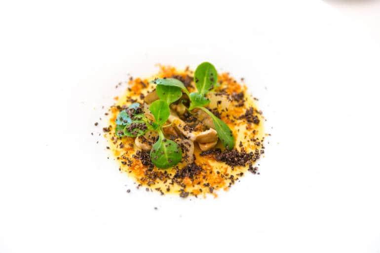 tokyo michelin star restaurant Esquisse