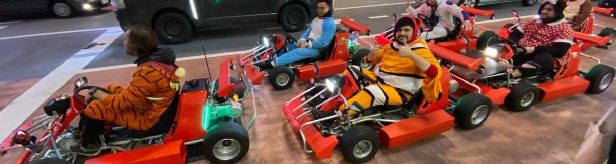 Mega Discount Tickets for Tokyo Street Go-Karting