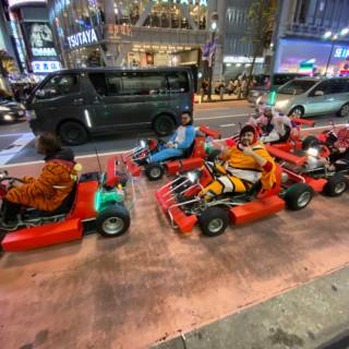 Mega Discount Tickets for Tokyo Street Go-Karting