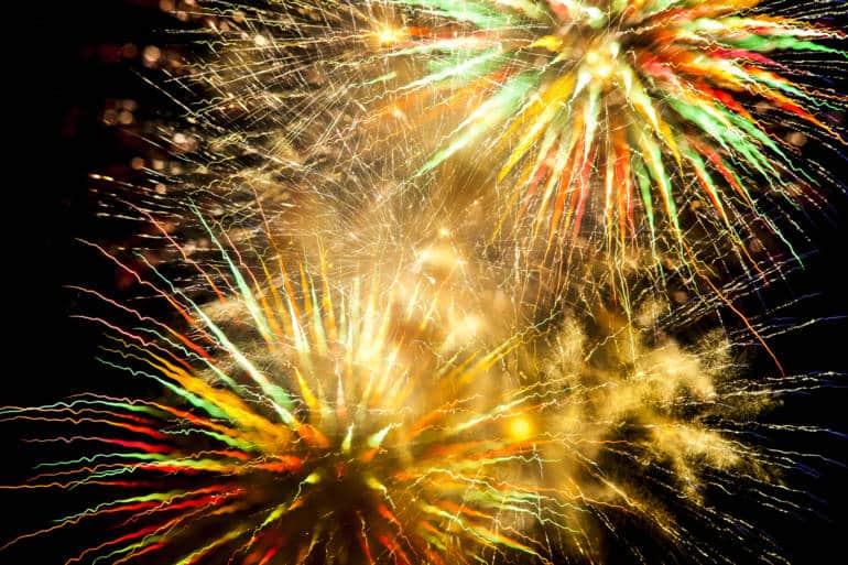 Niigata Fireworks