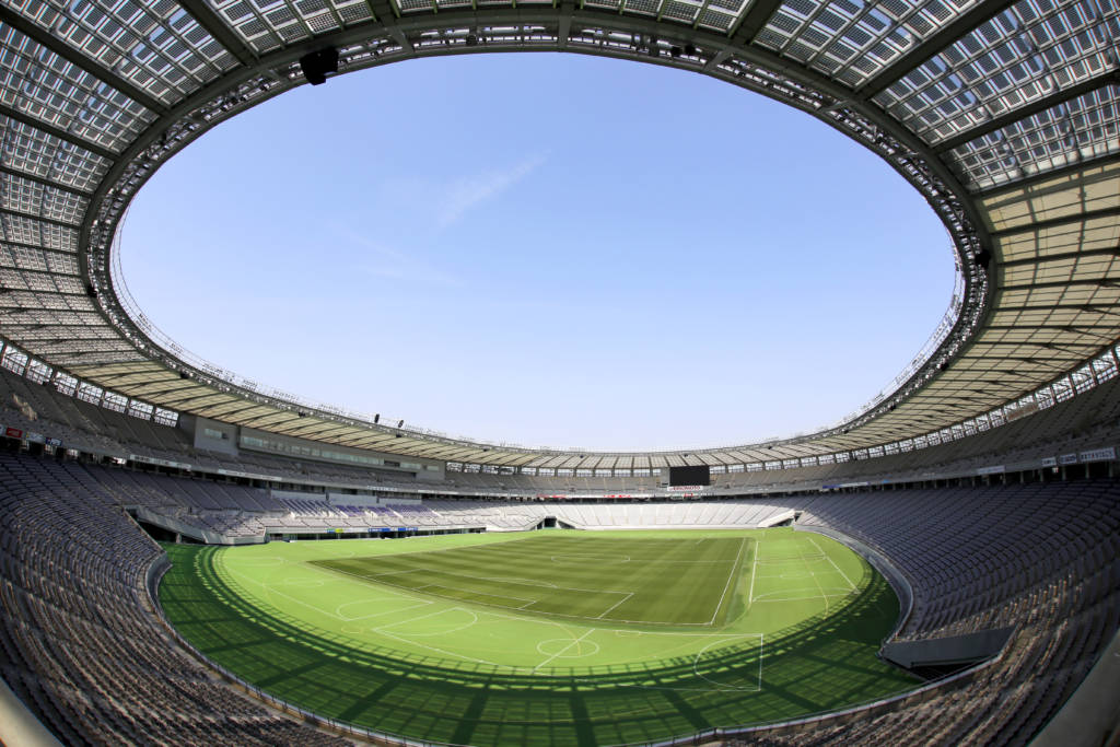 Ajinomoto Stadium / Tokyo Stadium