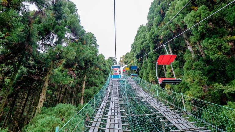 takao cable car
