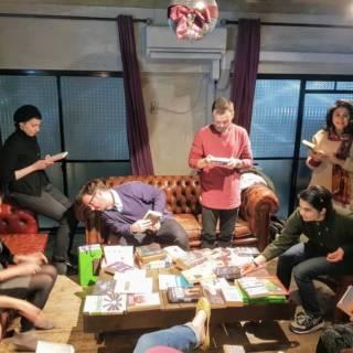 Tokyo English Book Exchange Meet-up #3