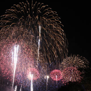 Tsuchiura All Japan Fireworks Competition
