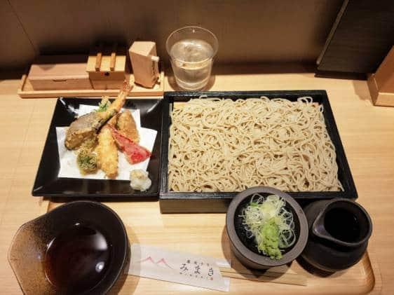Sobakiri Mimaki Soba Set