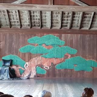 Yoyogi Noh Butai Theater