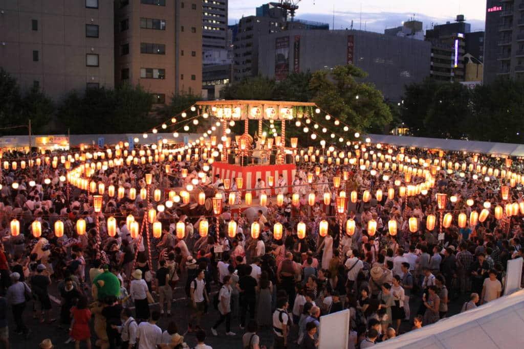 tokyo summer weekend