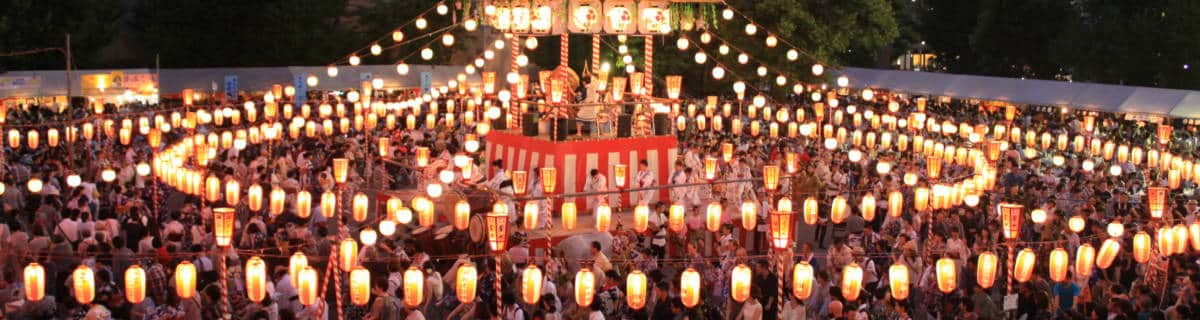 What to Expect at a Japanese Summer Festival